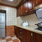 快速了解自制厨房地板砖橱柜的优点