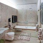卫生间墙面大理石尺寸是多少 墙面大理石如何施工
