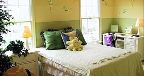 精美复式卧室混搭装饰图片大全