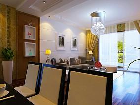 时尚公寓客厅