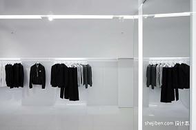 服装店铺装修风格效果图
