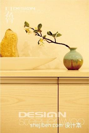 中式木质花架