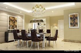 2015美式房子客厅装修风格