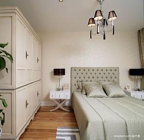 热门140平米欧式别墅卧室装修效果图