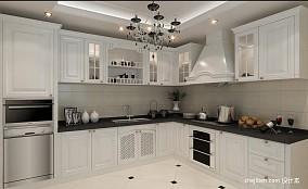 精选三居厨房欧式效果图片欣赏