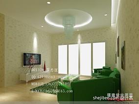简洁设计卧室图例