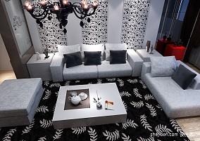 休闲区设计地下室