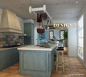 四居厨房地中海装修欣赏图片