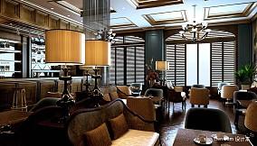 英式咖啡厅设计