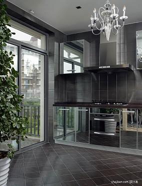 LOFT家装厨房