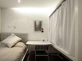精美71平米现代小户型休闲区装修图