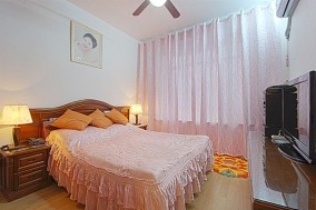精美78平米简约小户型卧室效果图片大全