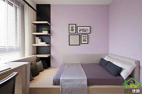 简约装修小卧室图片