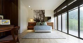 简约风格大卧室装修效果图欣赏