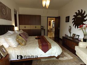 东南亚风格家装卧室设计效果图
