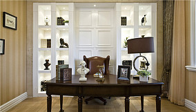 精选小户型书房新古典装修图片欣赏