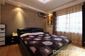 精美面积87平小户型卧室现代欣赏图