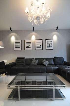 88平米二居休闲区现代装修欣赏图片