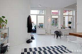 北欧风格装修小户型家装图