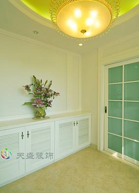 欧式风格室内玄关吊顶灯图片