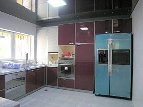 201874平米宜家小户型厨房效果图