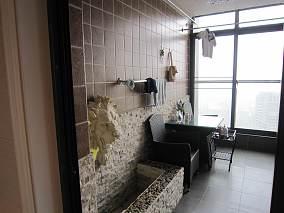 室内装修封阳台效果图片