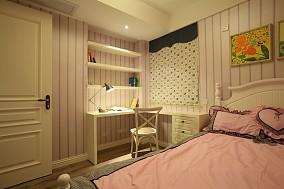 美式温馨别致儿童房装修效果图