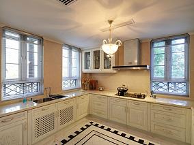 豪华室内厨房设计效果图