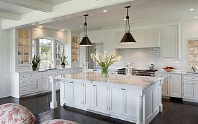 精选84平米欧式小户型厨房装修图片大全