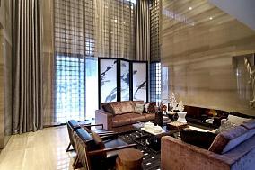 热门142平米现代别墅客厅装修实景图片欣赏