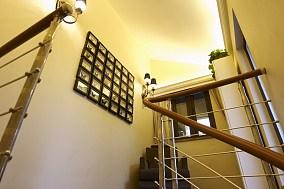 别墅相片墙装饰效果图