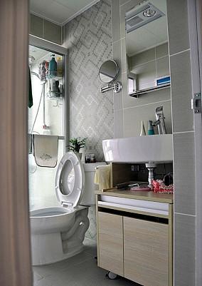 简约风格小卫生间装修效果图欣赏大全