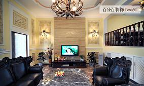 热门欧式小户型休闲区装修设计效果图片欣赏