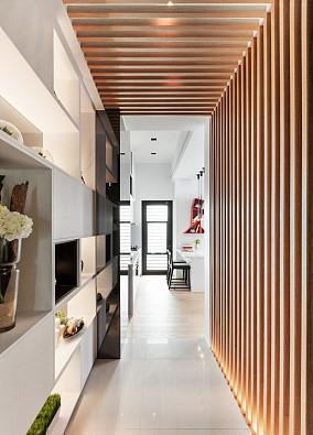 现代室内家装过道效果图大全