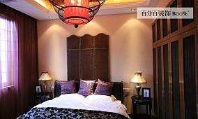 201871平米东南亚小户型休闲区装修设计效果图片