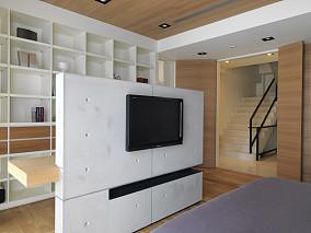 精美小户型休闲区现代装修效果图片欣赏