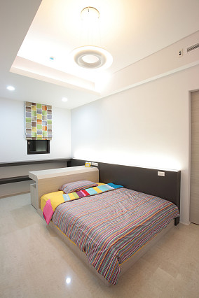 72平米现代小户型儿童房效果图片欣赏