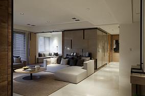 85平米简约小户型休闲区装修设计效果图片欣赏