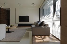 精选84平米简约小户型客厅装饰图片大全