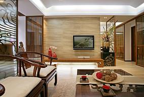 精选87平米二居休闲区中式装饰图片