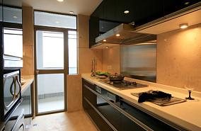 精选小户型厨房现代装修实景图片