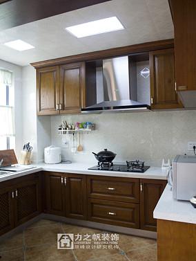 2018精选小户型厨房美式装修效果图片欣赏