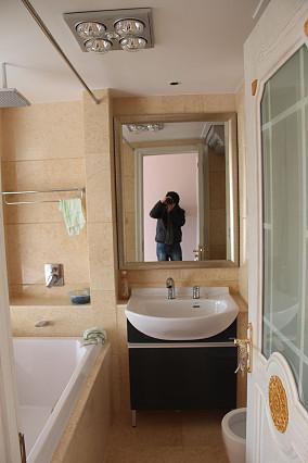 精选75平米欧式小户型卫生间设计效果图
