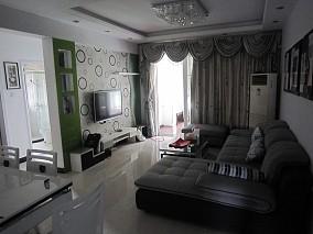 86平米简约小户型客厅装修欣赏图片大全