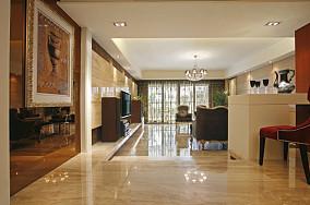 精选面积78平小户型休闲区欧式装修图