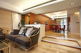 热门76平米欧式小户型休闲区装修欣赏图
