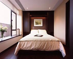 现代中式卧室装修风格欣赏