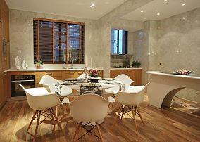 现代简约风格餐厅设计效果图欣赏大全