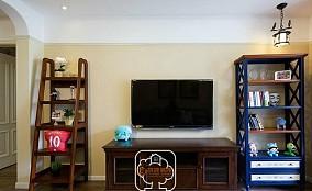 美式风格电视背景墙图片大全