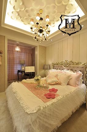 现代欧式风格卧室设计图片大全